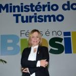 Vanessa Mendonça, ministério do Turismo