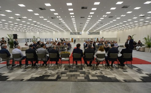 Natal inaugura novo centro de convenções