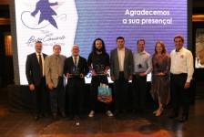 Beto Carrero de Excelência no Turismo premia destaques de SC em quatro categorias e bate recorde de votação