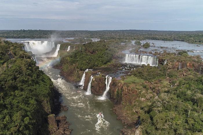 Parque Nacional do Iguaçu, Marco das Três Fronteiras e PTI apresentaram ações e melhorias ao Conselho Municipal de Turismo