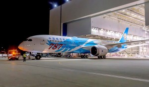 Boeing atinge marca curiosa com entrega do 787° B787 Dreamliner
