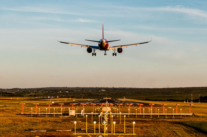 Aeroporto de Brasília recebe 18,8% a mais de movimento internacional em 2019