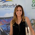 Amanda Castro, da Latam Travel