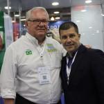 Amizade com Roy Taylor, presidente do M&E