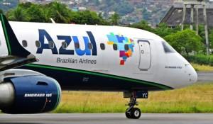 Azul terá voos diretos entre Salvador e Maceió em setembro