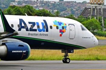Azul levará mais de 8 mil participantes aos Jogos Escolares Brasileiros