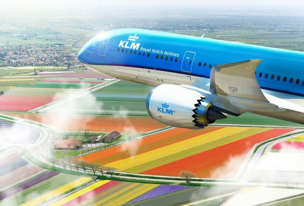 B787 DREAMLINER KLM