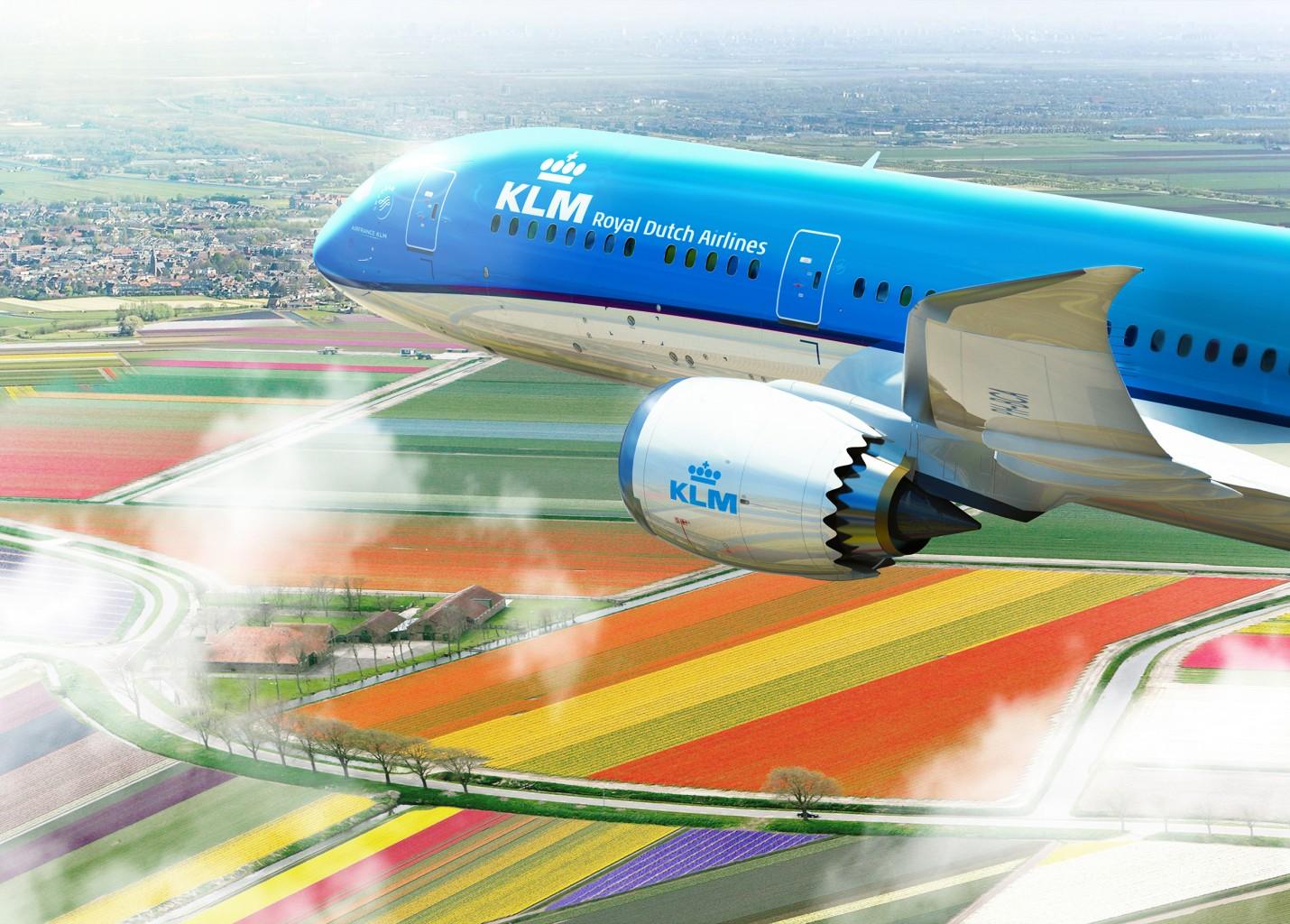 KLM cresce oferta para o Rio ao dar prioridade ao B777
