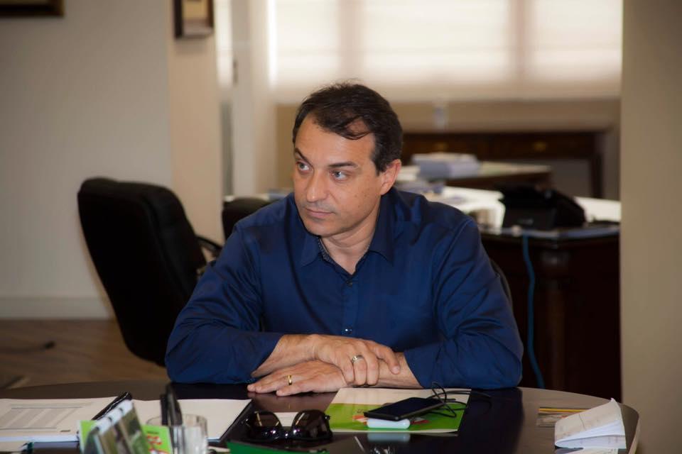 Carlos Moisés, governador eleito de Santa Catarina (FOTO: reprodução Facebook)