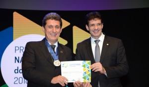 Veja fotos da entrega do Prêmio Nacional do Turismo