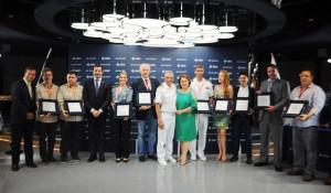 CEO da MSC prestigia cerimônia de troca de placas do Seaview no Rio de Janeiro; fotos