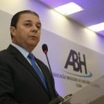 Eliseu Barros, presidente da ABIH-CE