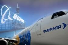 Parceria entre Boeing e Embraer só depende agora da Comissão Europeia