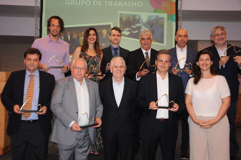 Empresas e entidades foram homenageadas pela ABIH-RJ