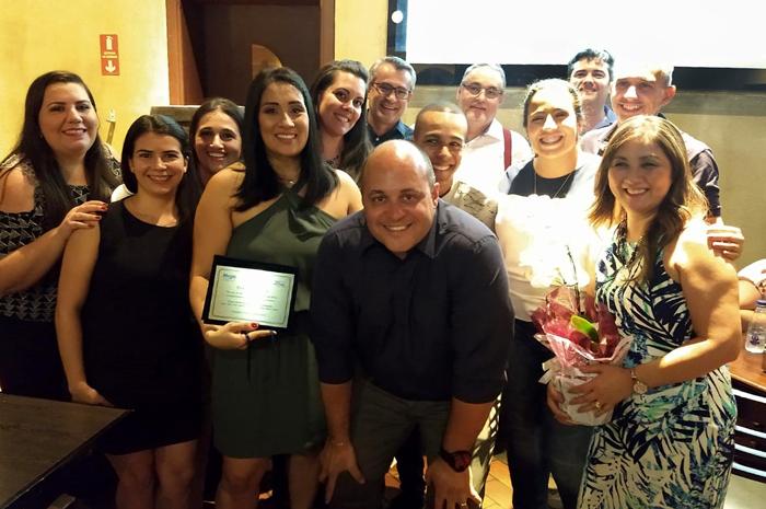 Equipe Mega Travel comemora aniversário de 23 anos de mercado