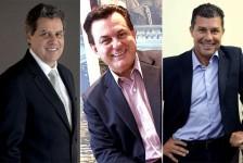 Falco, Patriani e Luppa assumem novas funções na CVC Corp