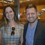 Fernanda Manfredini e Ricardo Dias, do Mabu