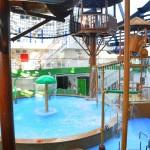 Forest Aquaventure Park é para crianças, mas também para adultos