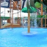 Forest Aquaventure Park conta com piscinas e tobogãs