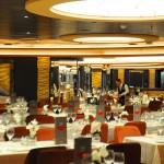 Golden Sand Restaurant é gigante