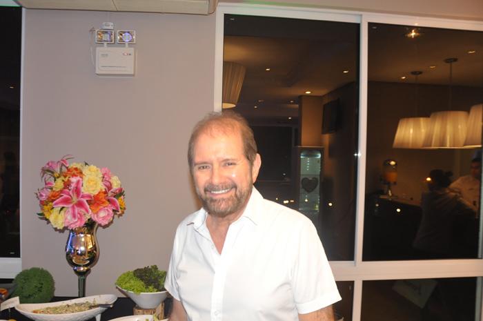 Guilherme Paulus, presidente da GJP Hotels & Resorts