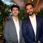 João Pita e Carlos Lima, da GRU