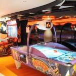 Jogos arcade são a diversão de crianças e adultos