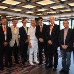 MSC, Beto Carrero, Abracorp, Clia Brasil, Frentur e MTur prestigiaram a visita do novo ministro do Turismo, Marcelo Álvaro, ao MSC Seaview