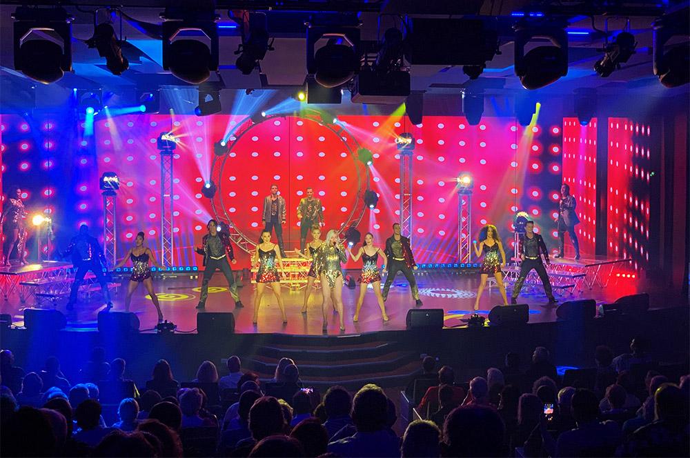 MSC Seaview contou com show musical de Tina Turner