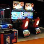 Mais opções de jogos arcade