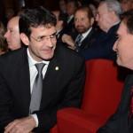 Marcelo Álvaro, e Marcelo Crivella, prefeito do Rio de Janeiro