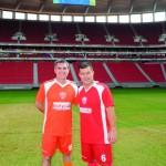 Mario Antonio e Luis Paulo Luppa, parceria antiga