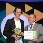 Marketing e Apoio à Comercialização do Turismo, Plano de Desenvolvimento de Passageiros Riogaleão, Bruno Reis, recebeu do Toni Sando, da UNEDESTINO