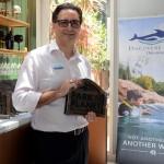 Mauricio Alexandre, do SeaWorld