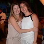 Monica Auteler, da Hebraica São PAulo, e Renata Cohen, do Turismo de Israel
