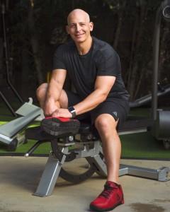 Pasternak é mundialmente reconhecido no mundo fitness
