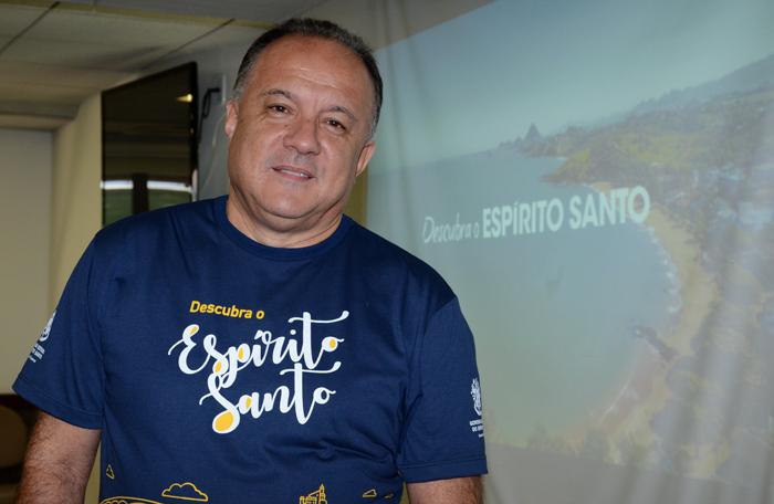 Paulo Renato Fonseca, secretário de Turismo de Vila Velha