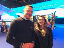 Secretaria de Turismo do Ceará participa de evento da KLM na Holanda