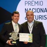 Programa de Otimização de Performance - Claudio Tinoco, secretário de Turismo de Salvador, e Alberto Cestrone, da ABR