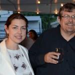 Rachel Sayão e Luiz Sayão, da Byblos Viagens