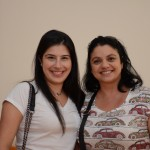 Renata Carelli e Juliana Pinto, da Casa do Agente