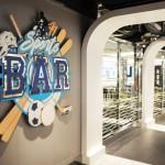 Sports Bar é um dos destaques do Seaview