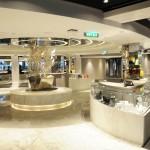 The Gallery é uma área mais focada em compras no Seaview