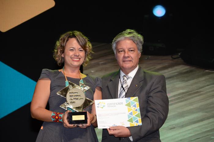 Turismo de Base Local e Produção Associada ao Turismo, Vivejar SP, foi um dos premiados