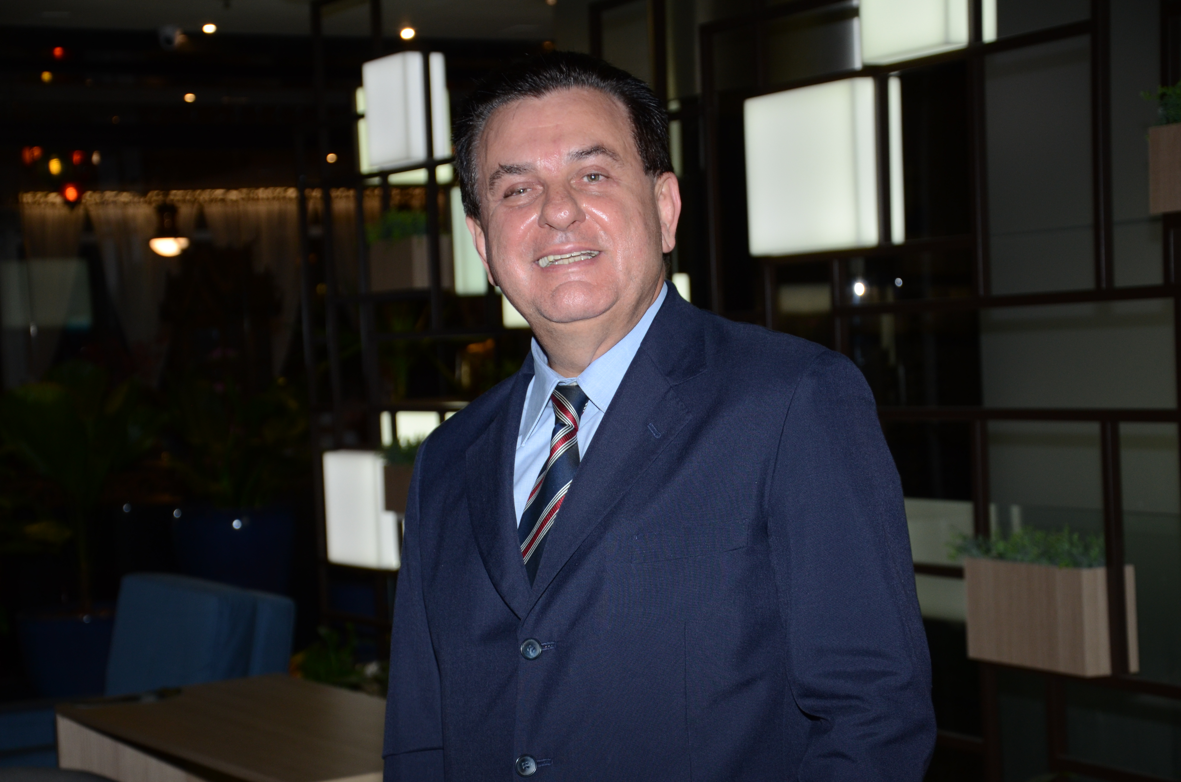 Valter Patrini, CEO da Construtora Patriani