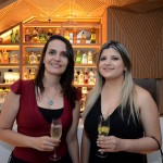 Viviane Saccomandi, do HotelDO, e Renata Peres, da RCI Travel
