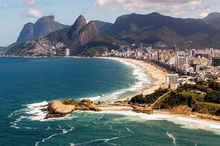 Praias e Carnaval são os diferenciais da Cidade Maravilhosa, segundo a rede social Pinterest