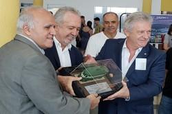 Turismo de Santos realiza exposição em homenagem aos 70 anos da Costa Cruzeiros