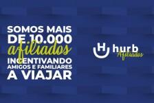 Clube Hurb ultrapassa marca de 10 mil afiliados ativos