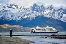 Australis vence Cruise Critic Awards 2018 como melhor rota da América do Sul & Antártida